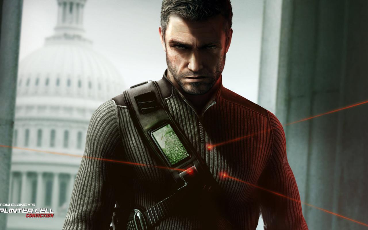 10372 télécharger le fond d'écran Jeux, Splinter Cell: Conviction, Hommes - économiseurs d'écran et images gratuitement