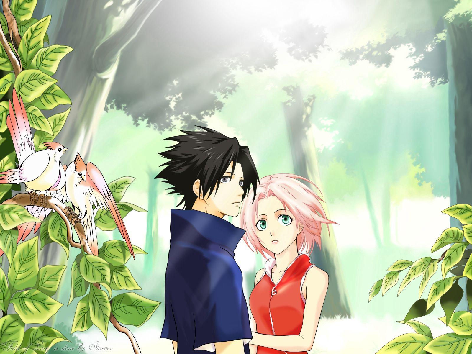73994 baixar papel de parede Anime, Menina, Garota, Passeio, Passear, Cara, Abraçar - protetores de tela e imagens gratuitamente