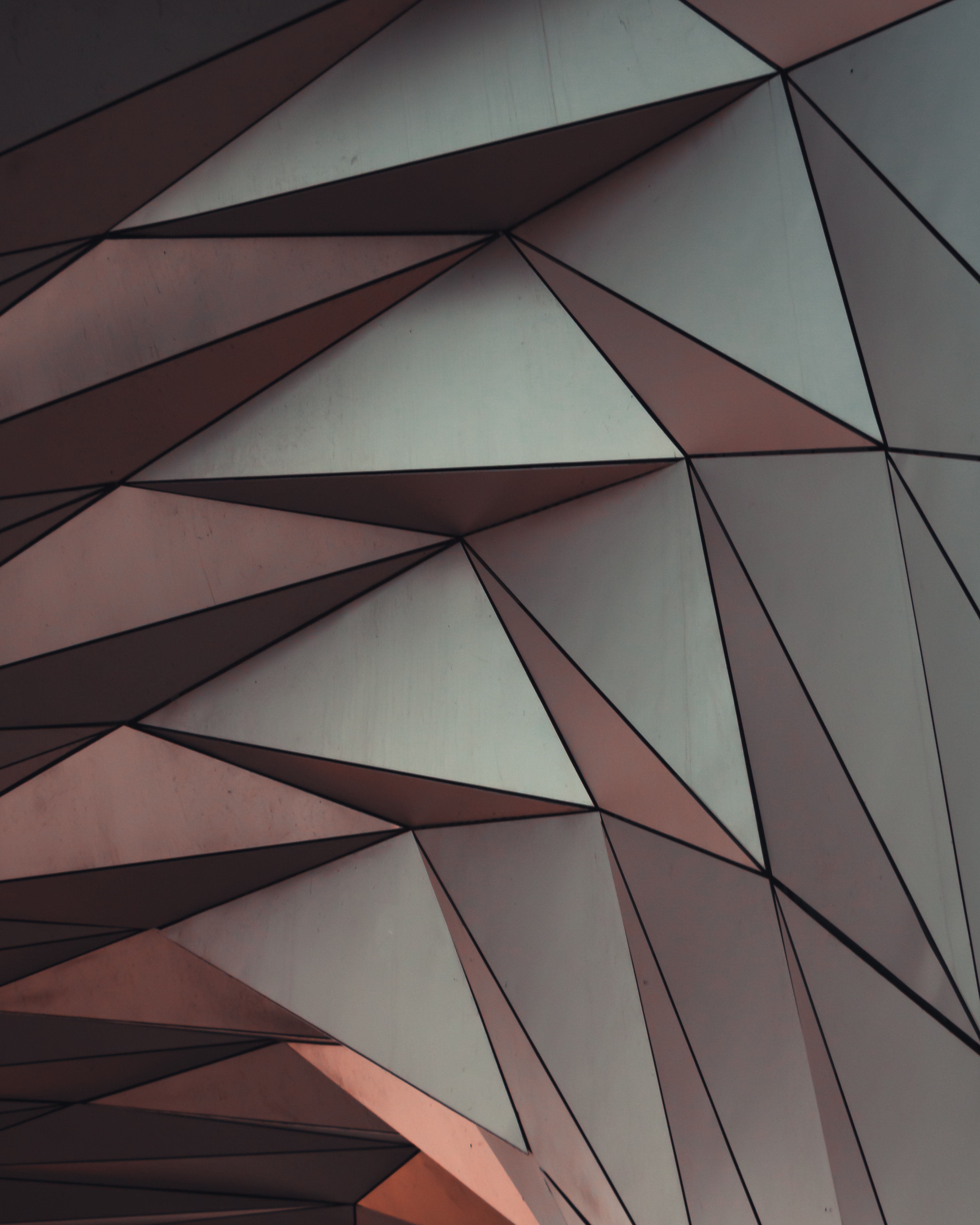147899 download wallpaper Abstract, Triangles, Fragments, Shapes, Shape screensavers and pictures for free