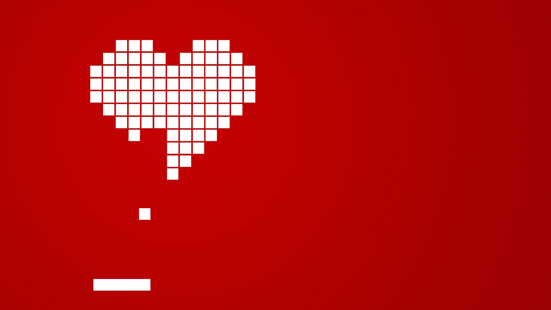 106109 Hintergrundbild herunterladen Spiele, Herzen, Liebe, Ein Herz, Quadrat, Sammeln - Bildschirmschoner und Bilder kostenlos
