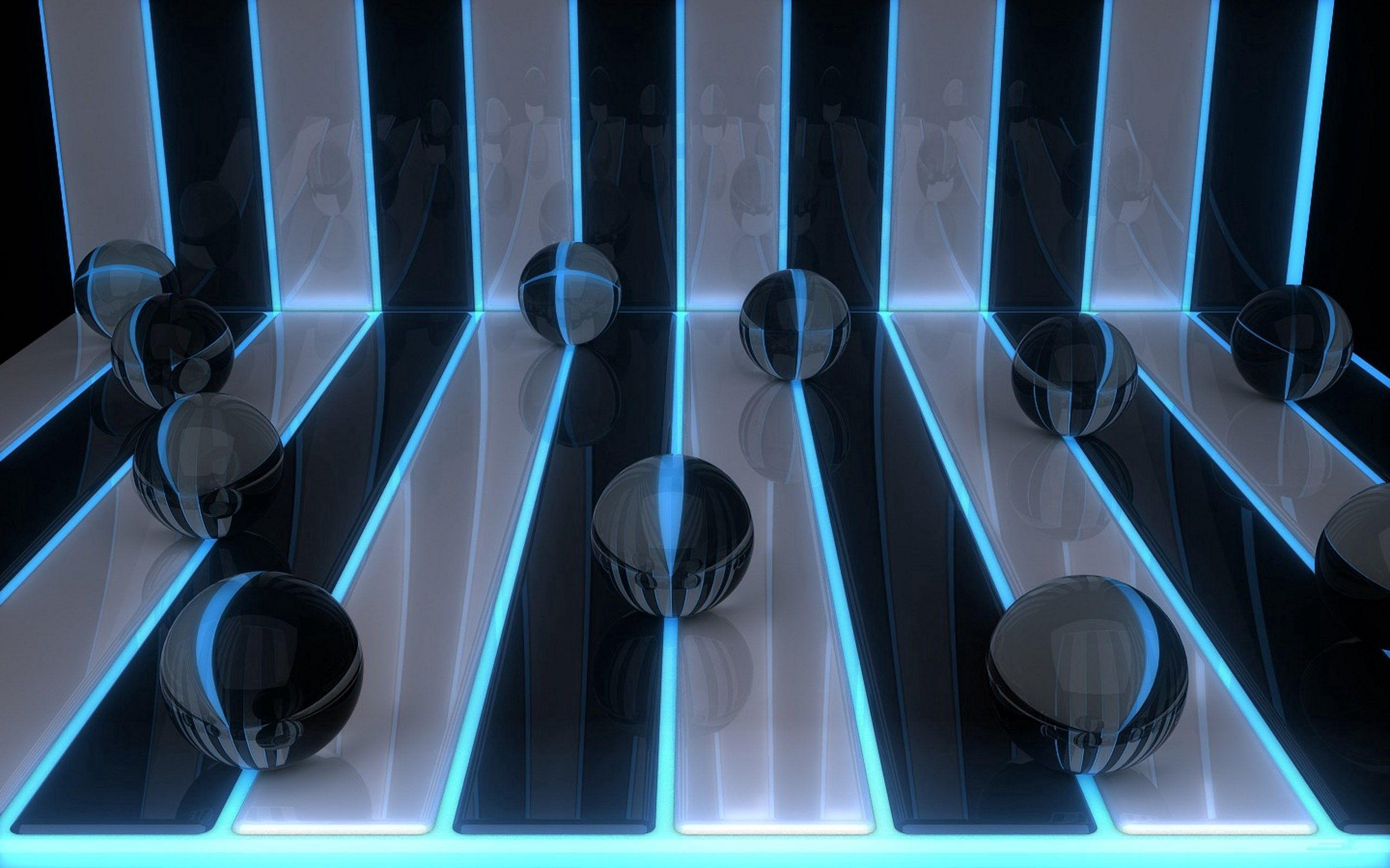 132888 Screensavers and Wallpapers Balls for phone. Download 3D, Stripes, Streaks, Digital Art, Balls pictures for free
