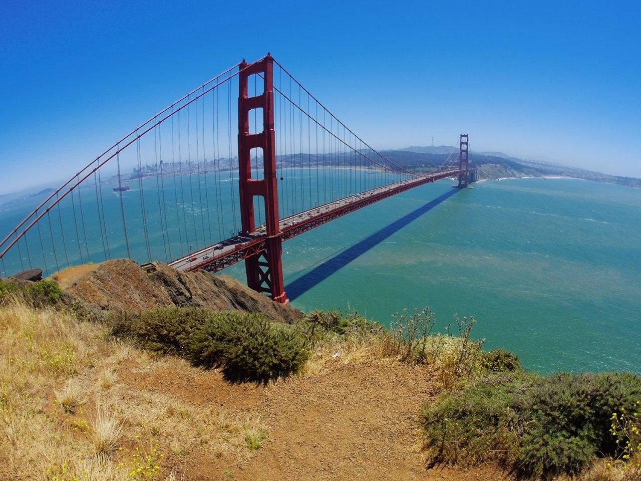 48383 скачать обои Пейзаж, Мосты - заставки и картинки бесплатно