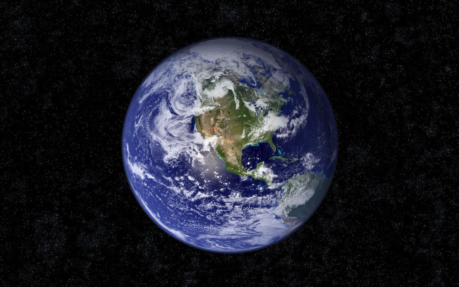 106741 скачать обои Звезды, Космос, Черный, Планета, Голубой, Земля - заставки и картинки бесплатно