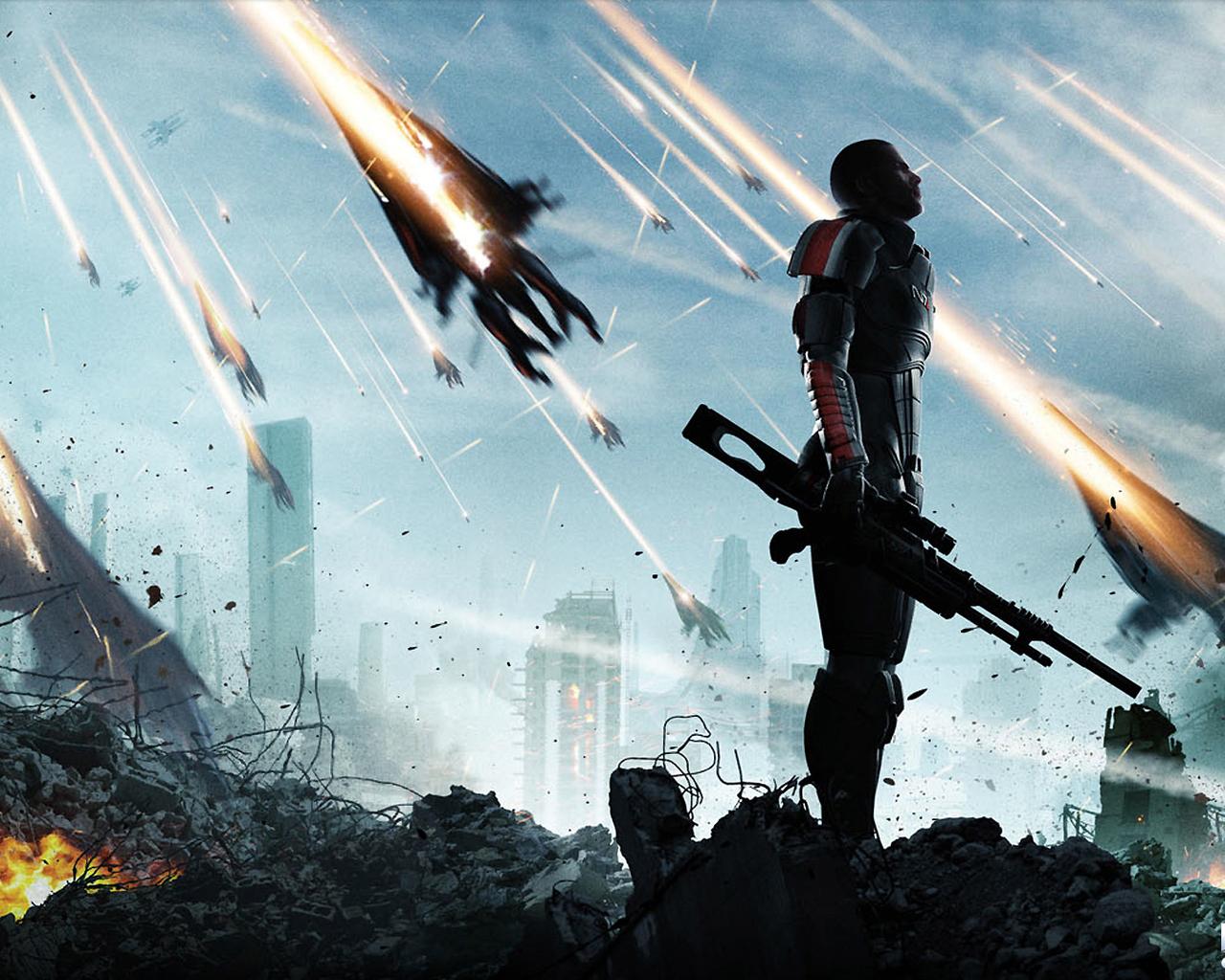 21842 télécharger le fond d'écran Jeux, Mass Effect - économiseurs d'écran et images gratuitement