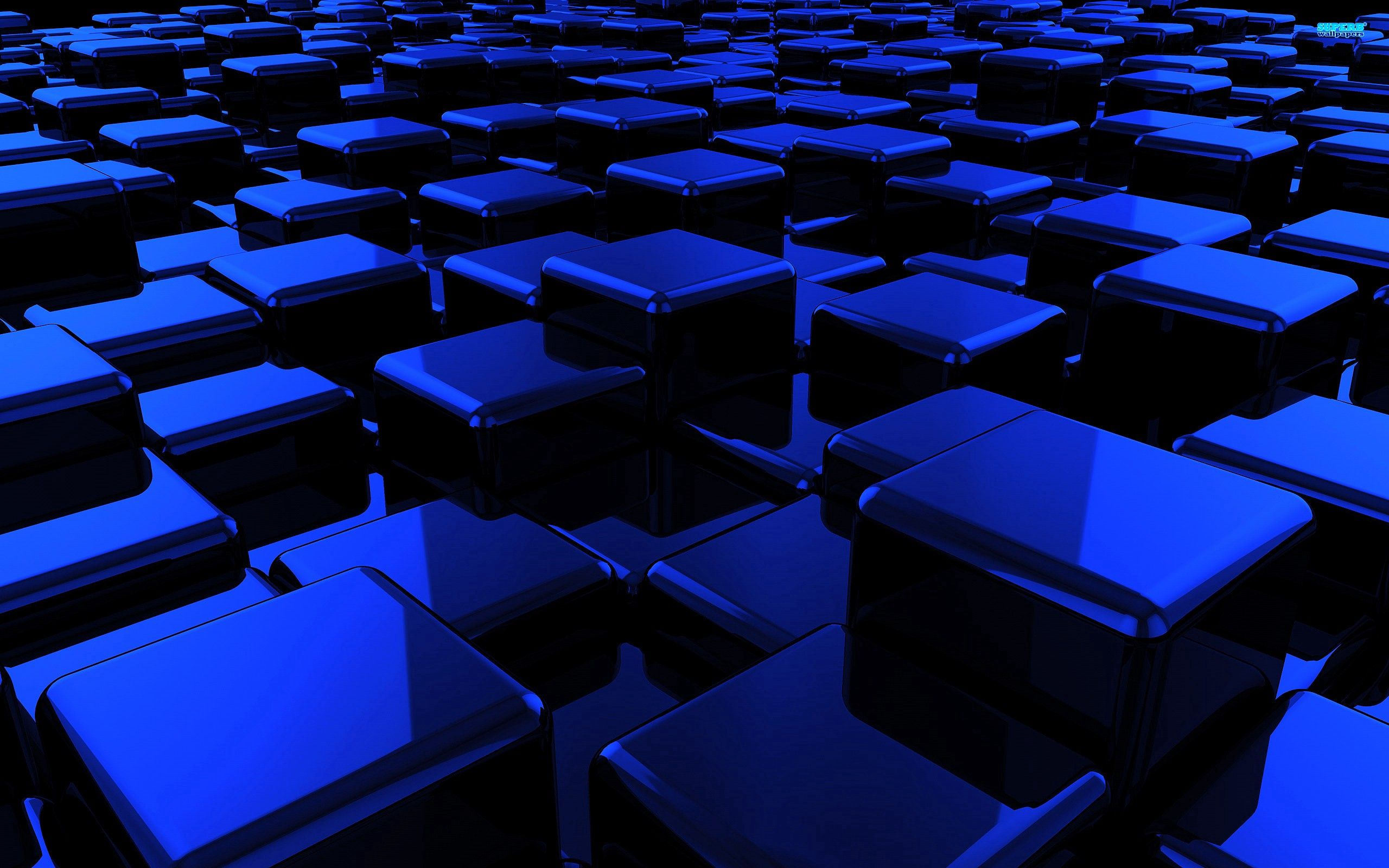 93858 download wallpaper 3D, Surface, Shadow, Squares, Cube screensavers and pictures for free