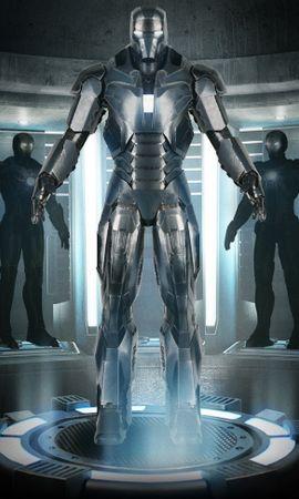 16830 скачать обои Рисунки, Железный Человек (Iron Man) - заставки и картинки бесплатно
