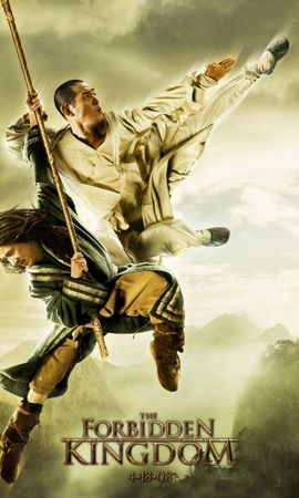 7146 download wallpaper Cinema, People, Actors, Asia, Forbidden Kingdom screensavers and pictures for free