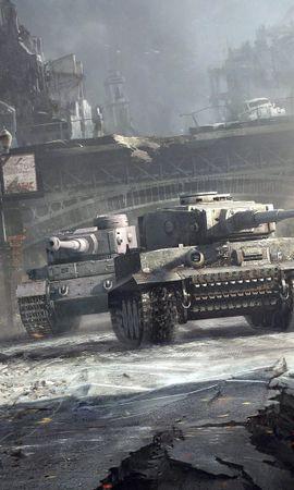22760 télécharger le fond d'écran Jeux, World Of Tanks - économiseurs d'écran et images gratuitement
