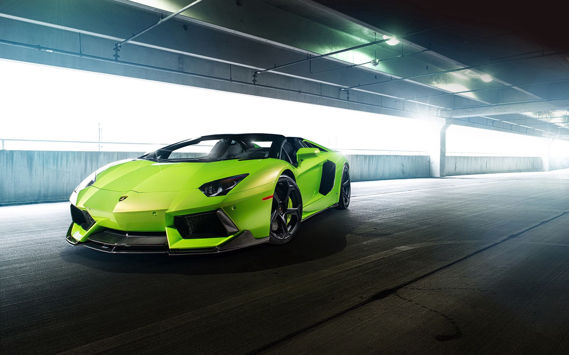 109633 free download Green wallpapers for phone, Cars, Lp-740, Aventador, Vorsteiner, Aventador-Vs, Lamborghini Green images and screensavers for mobile