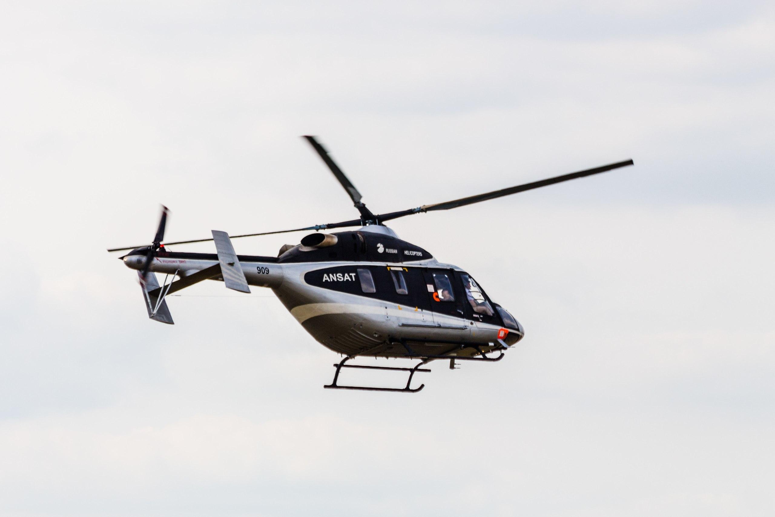 58976 Hintergrundbild herunterladen Hubschrauber, Verschiedenes, Sonstige, 2015, Ansat, Maks - Bildschirmschoner und Bilder kostenlos