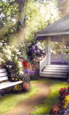 13639 descargar fondo de pantalla Plantas, Paisaje, Flores: protectores de pantalla e imágenes gratis