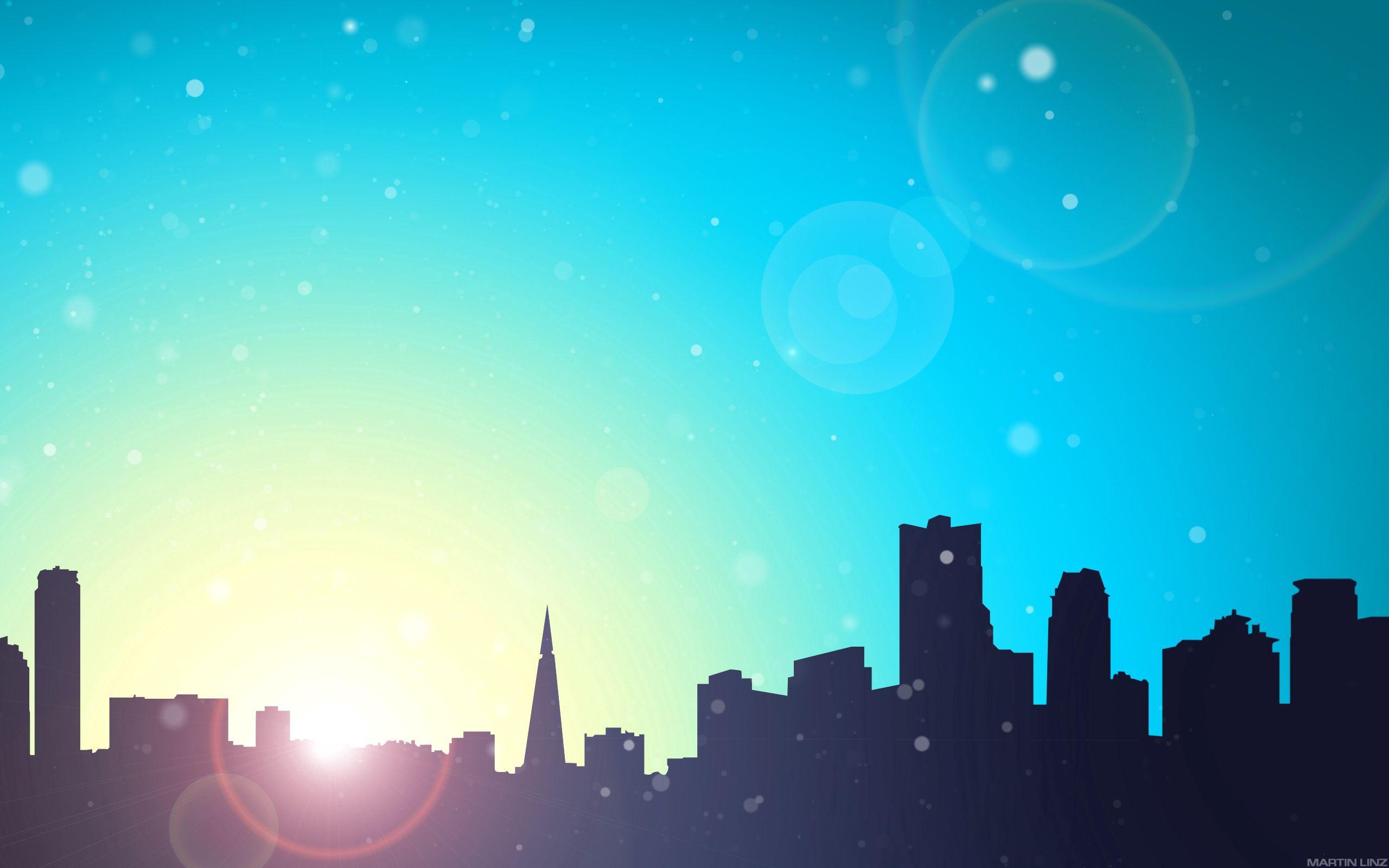 79860壁紙のダウンロード抽象, 市, 都市, 輝く, 光, 明るい, 背景, ペイント, ペンキ-スクリーンセーバーと写真を無料で