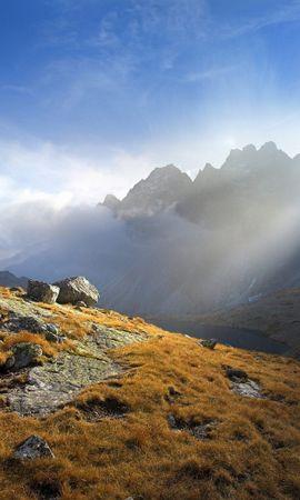 44205 télécharger le fond d'écran Paysage, Nature, Montagnes - économiseurs d'écran et images gratuitement
