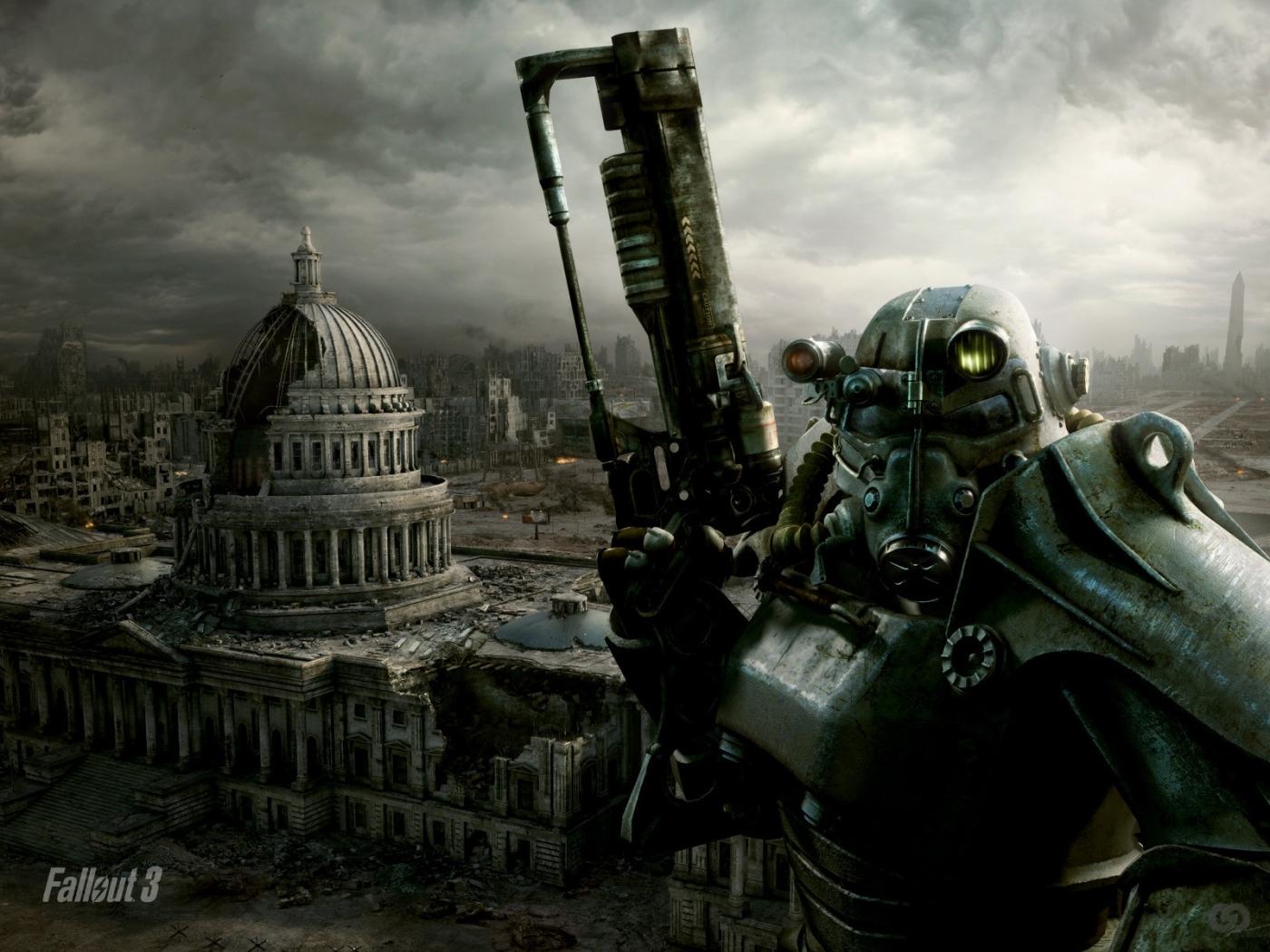 25626 скачать обои Игры, Fallout - заставки и картинки бесплатно