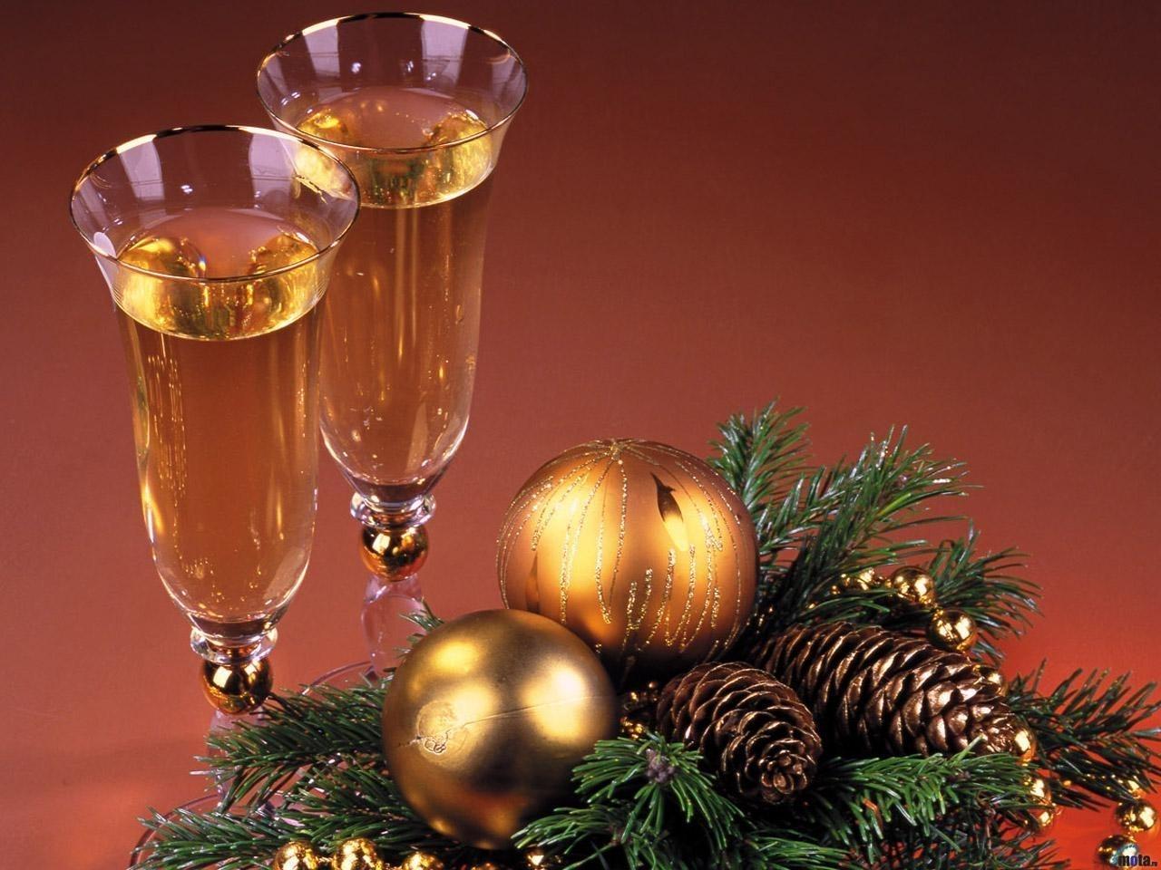 2265 descargar fondo de pantalla Vacaciones, Año Nuevo, Navidad, Bebidas: protectores de pantalla e imágenes gratis