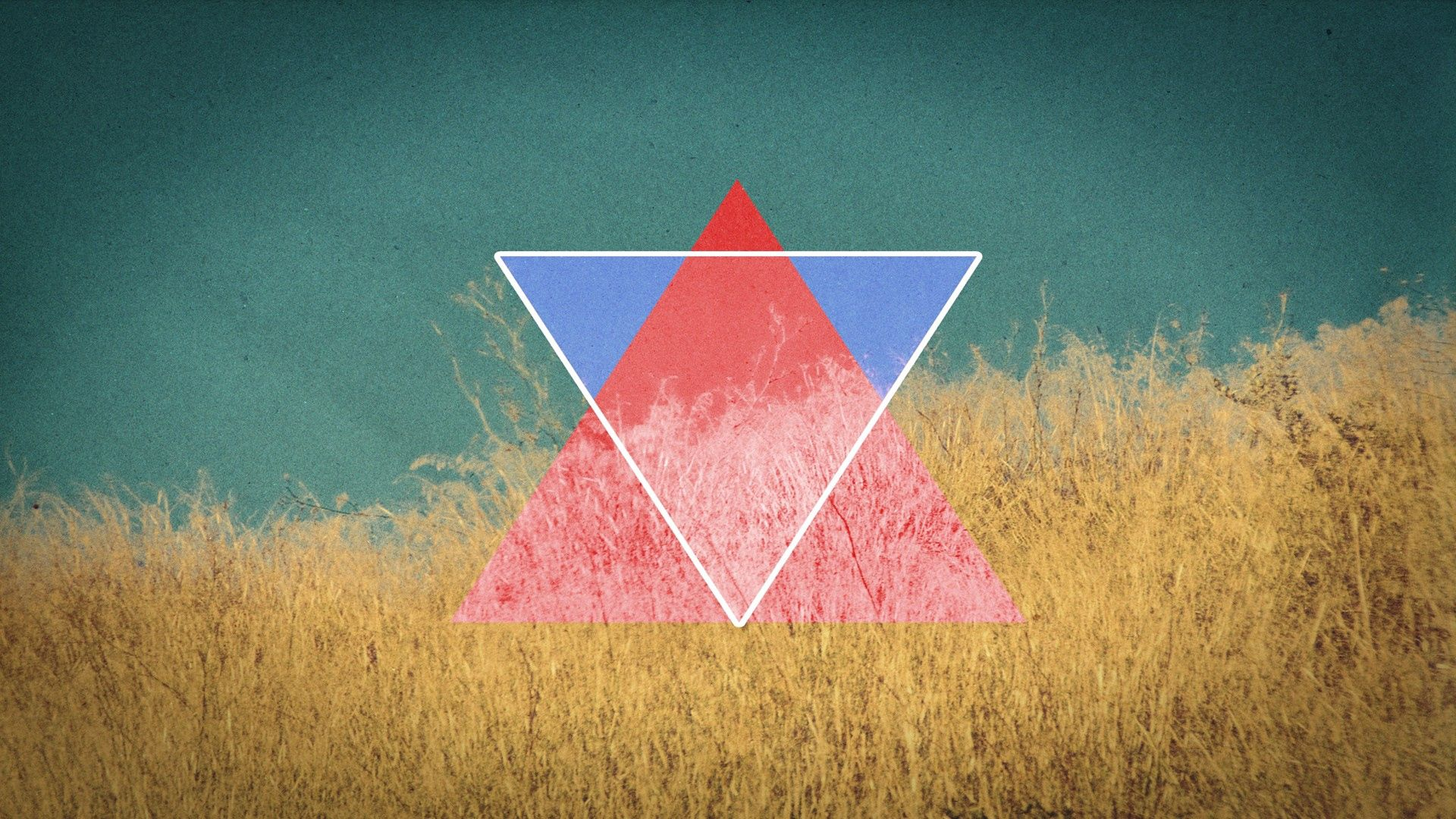 52745 download wallpaper Abstract, Grass, Light, Light Coloured, Triangle screensavers and pictures for free