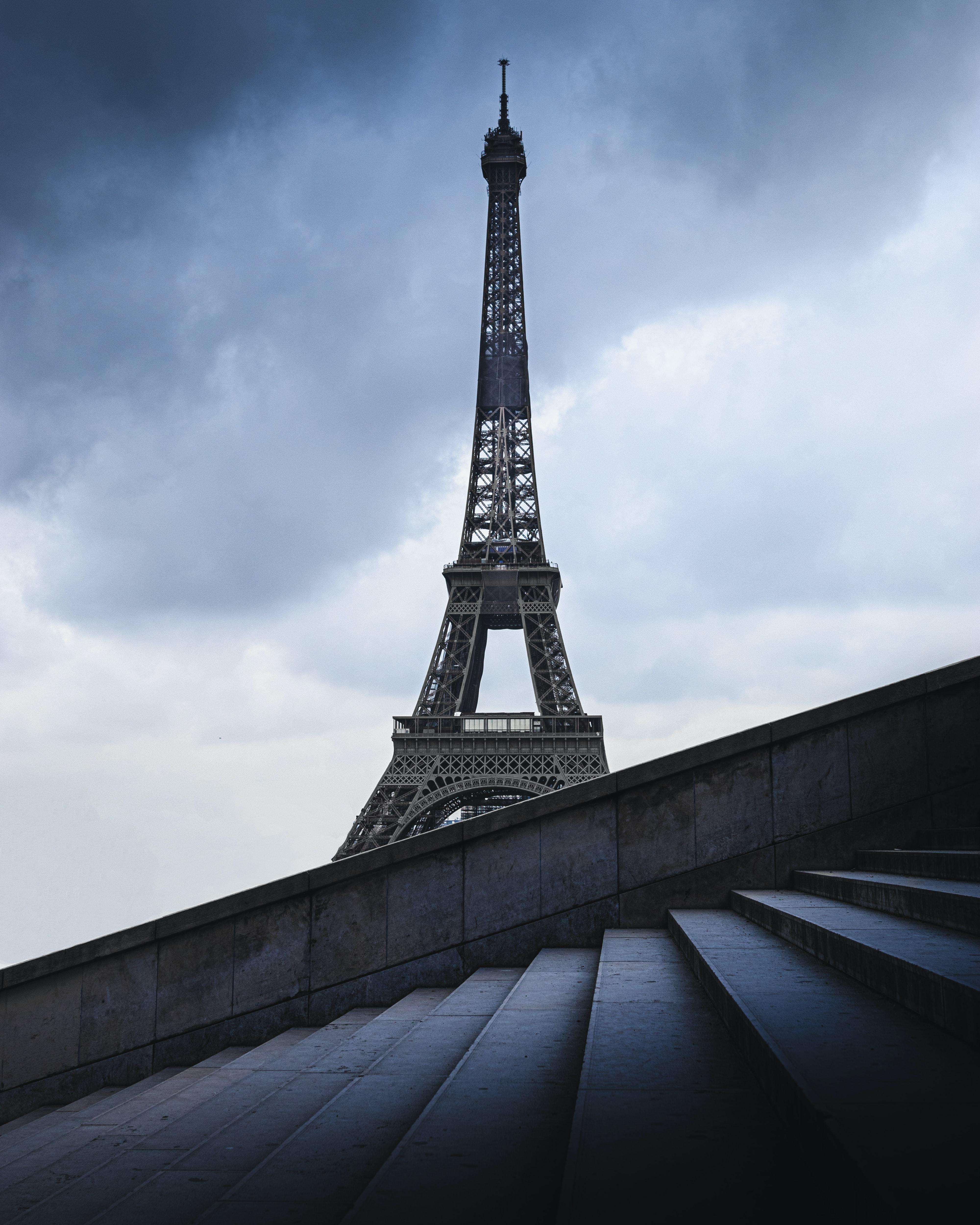 71896 télécharger le fond d'écran Divers, La Tour, Tour, Escaliers, Échelle, L'architecture, Tour Eiffel - économiseurs d'écran et images gratuitement