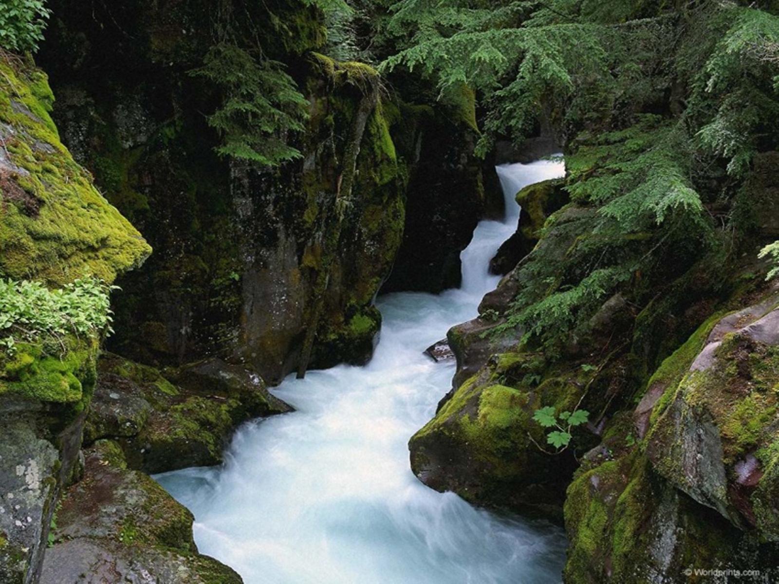 3421 скачать обои Пейзаж, Река, Камни - заставки и картинки бесплатно