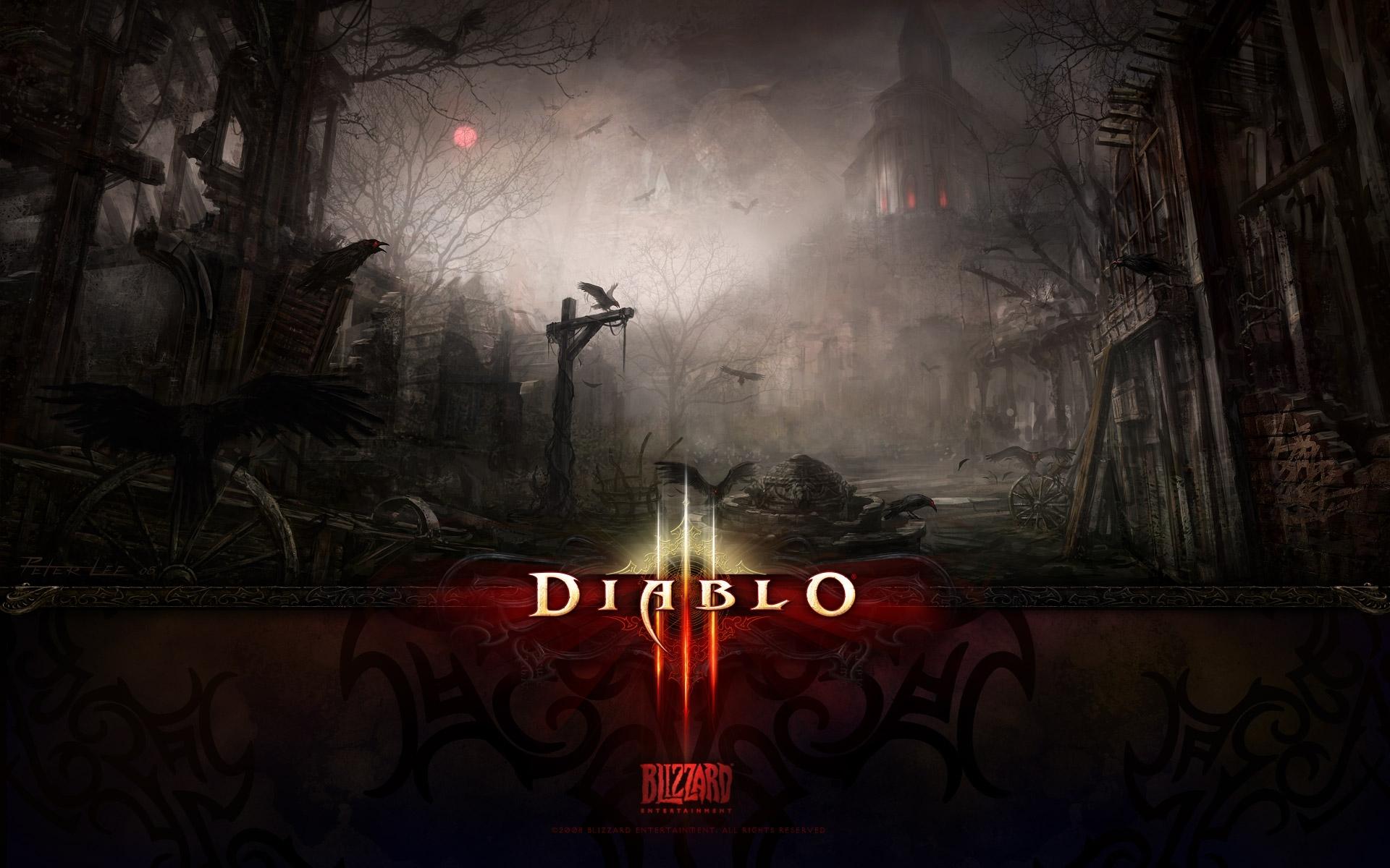 5856 скачать обои Игры, Diablo - заставки и картинки бесплатно