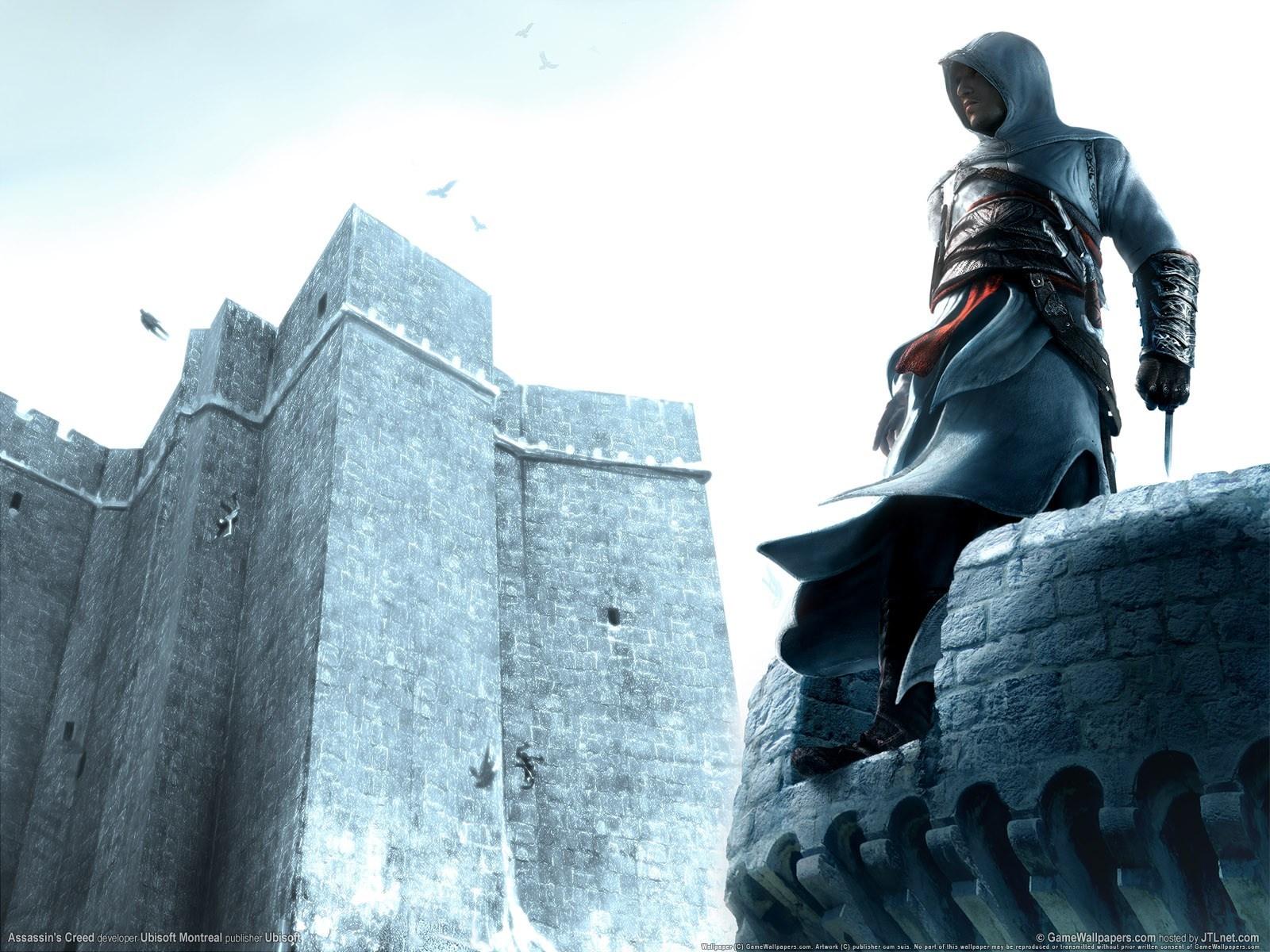 22644 скачать обои Игры, Кредо Убийцы (Assassin's Creed) - заставки и картинки бесплатно