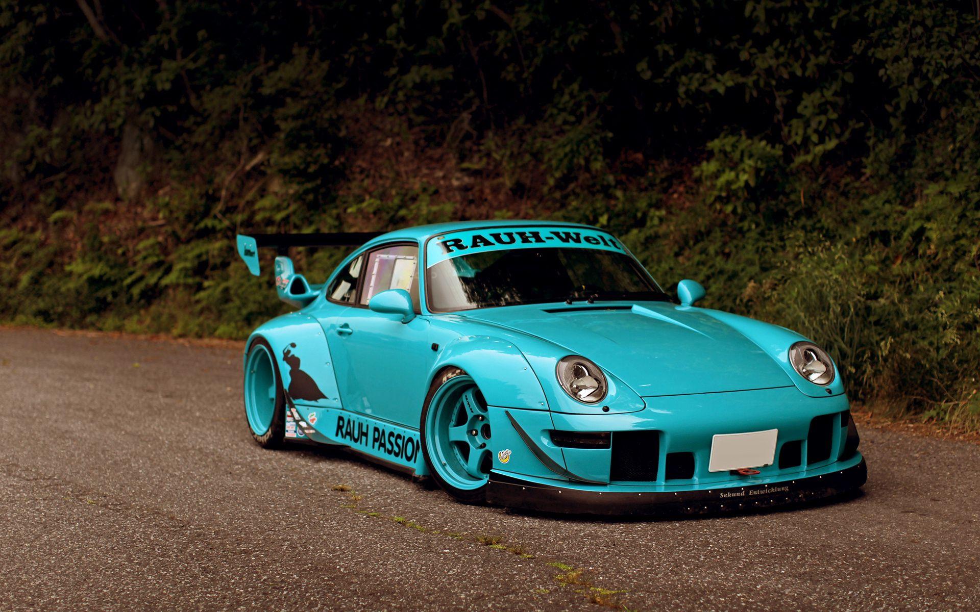 71032 Заставки и Обои Тюнинг на телефон. Скачать Тюнинг, Тачки (Cars), Porsche 911, Carrera, Порше, Rauh картинки бесплатно
