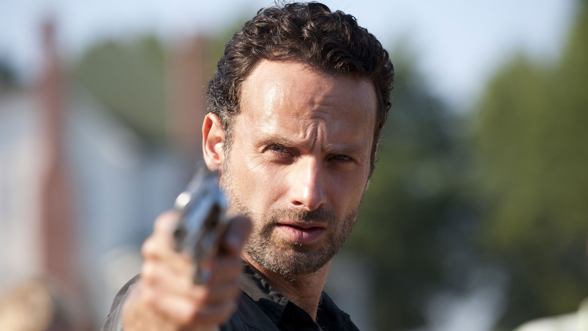 20507 download wallpaper Cinema, People, Actors, Men, Andrew Lincoln screensavers and pictures for free