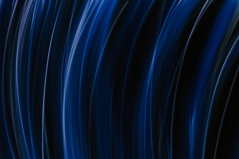 121646 скачать обои Абстракция, Синий, Свет, Линии, Фризлайт, Размытие - заставки и картинки бесплатно