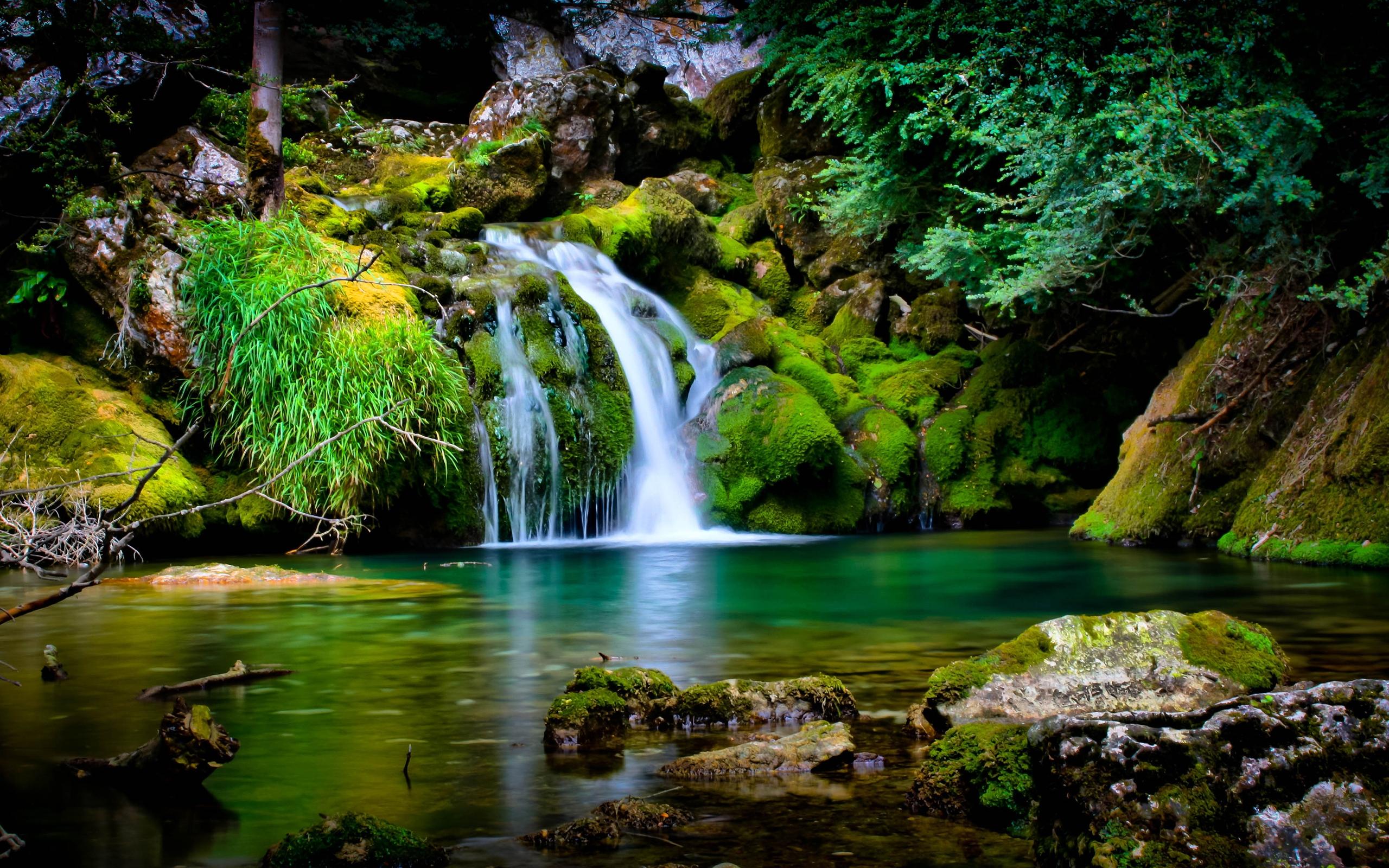 34127 скачать обои Пейзаж, Река, Водопады - заставки и картинки бесплатно