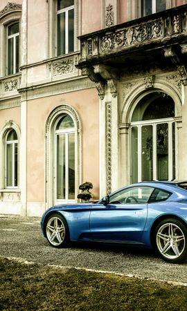 101825 télécharger le fond d'écran Voitures, Tournée, Touring, Berlinette, Berlinetta, Lusso, Ferrari - économiseurs d'écran et images gratuitement