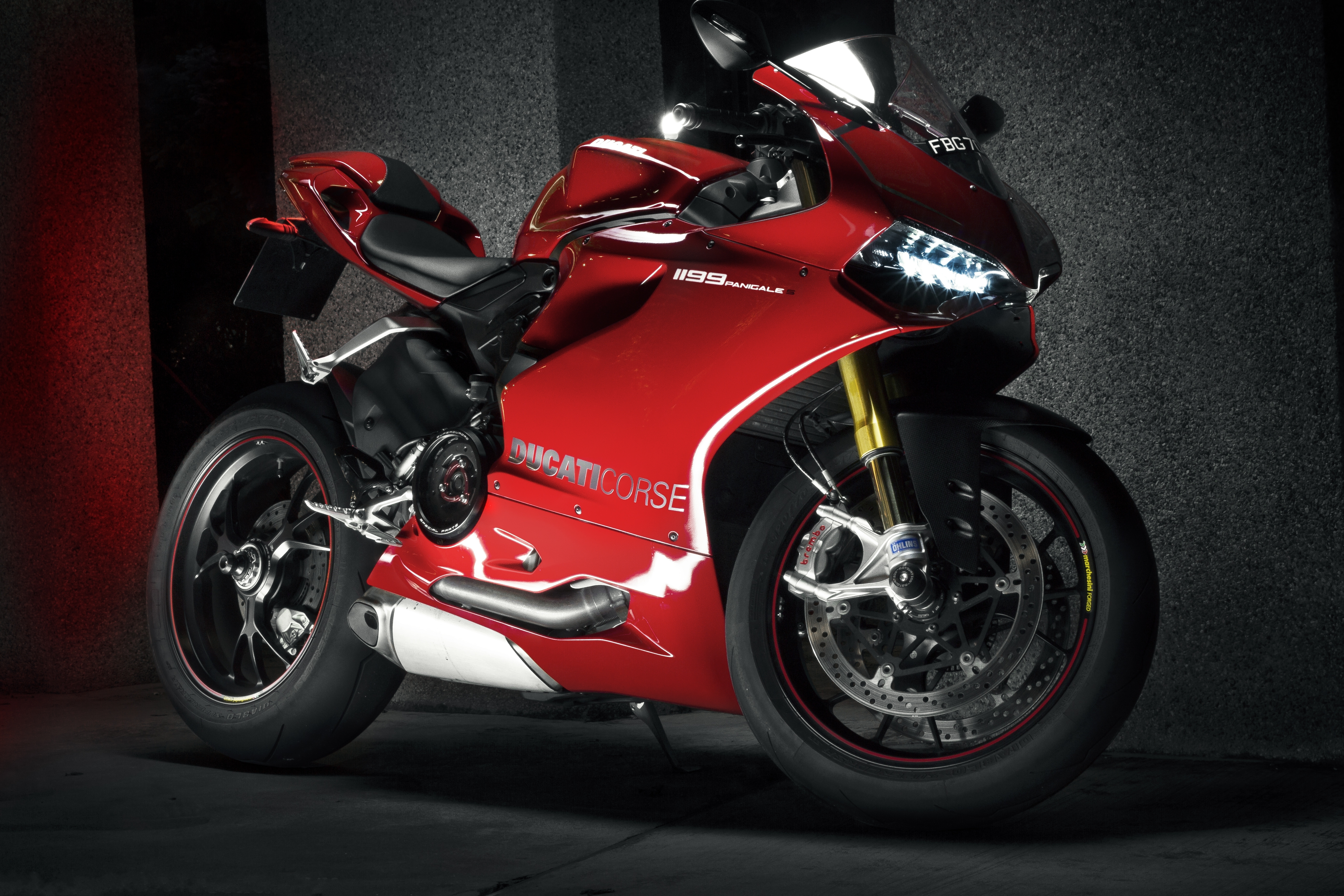 70487 скачать обои Мотоциклы, Дукати (Ducati), 1199, Ducati 1199 Panigale, Мотоцикл, Красный - заставки и картинки бесплатно