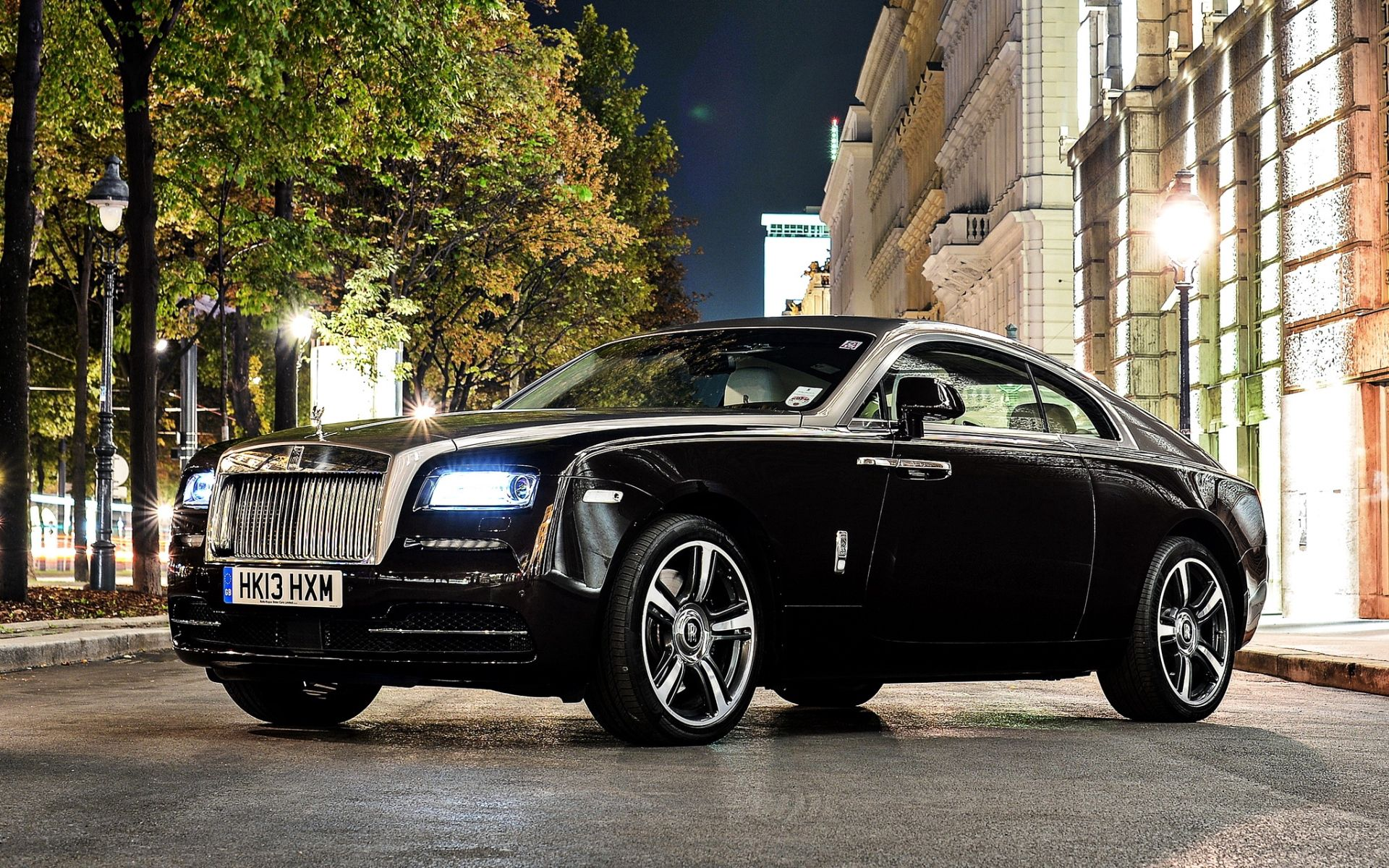 133172 Screensavers and Wallpapers Side View for phone. Download Cars, Rolls-Royce, Shine, Brilliance, Side View, Wraith, Rolls-Royce Wraith pictures for free