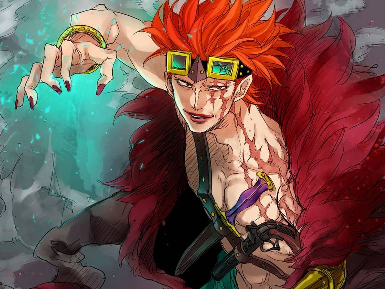 34196 download wallpaper Anime, Men screensavers and pictures for free