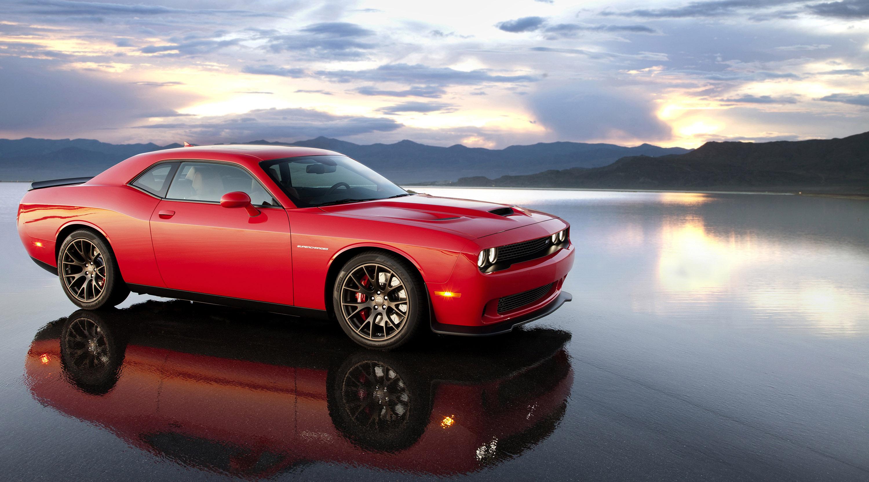 65348 скачать обои Тачки (Cars), Dodge, Challenger, Srt, Додж, Машины, 2015, Hellicat - заставки и картинки бесплатно