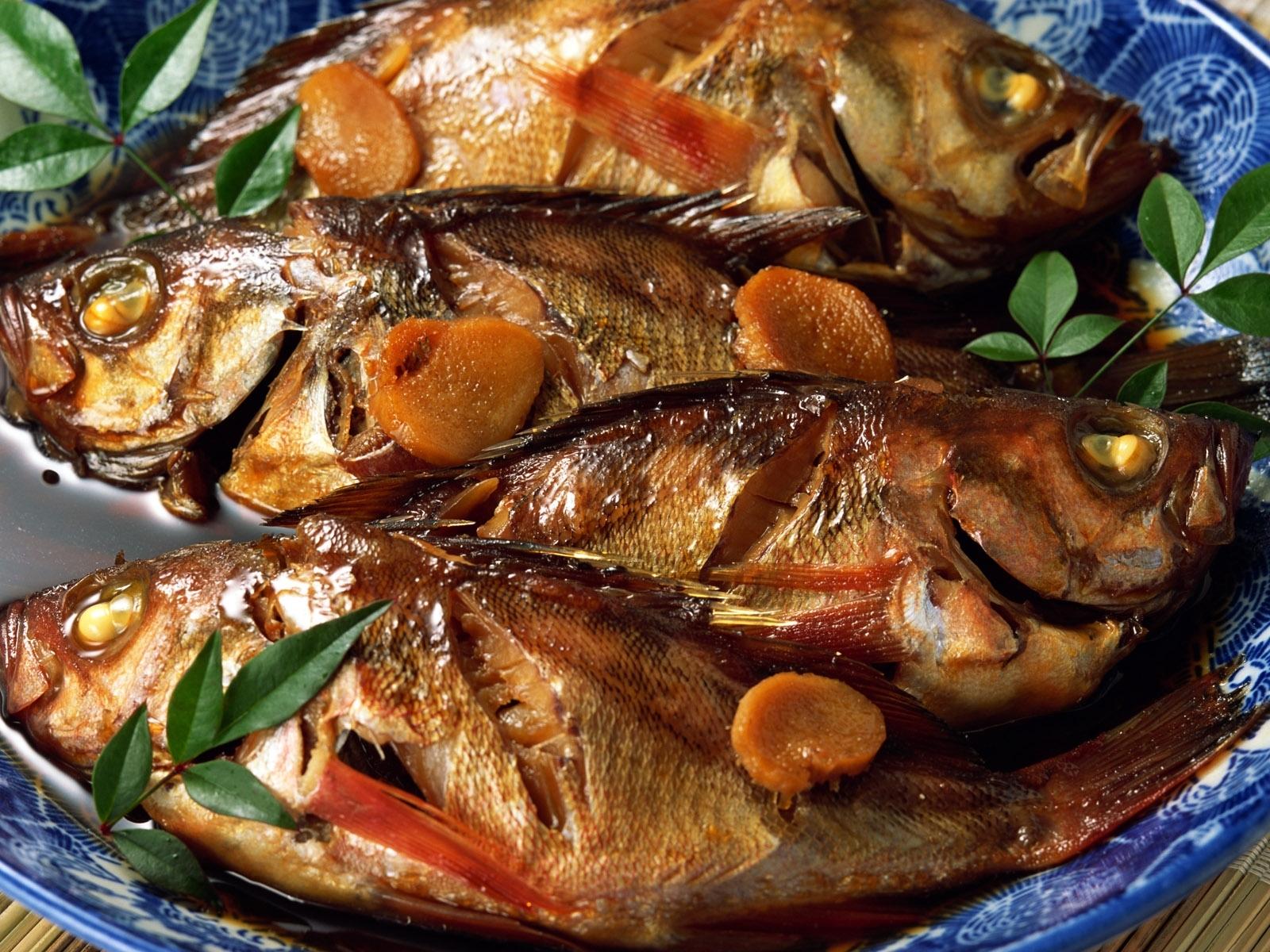 3123 скачать обои Еда, Рыбы - заставки и картинки бесплатно