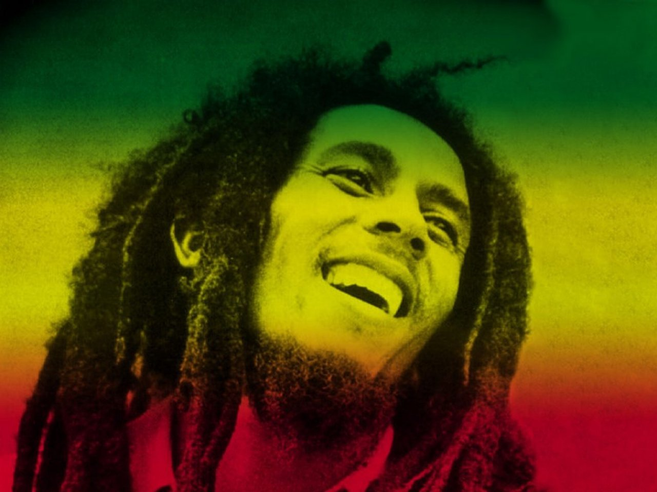 18961 download wallpaper Men, Music, People, Background, Flags, Bob Marley screensavers and pictures for free