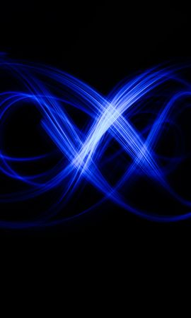 154386 download wallpaper Abstract, Shine, Light, Neon, Long Exposure screensavers and pictures for free