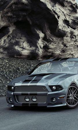 26190 скачать обои Транспорт, Машины, Мустанг (Mustang) - заставки и картинки бесплатно