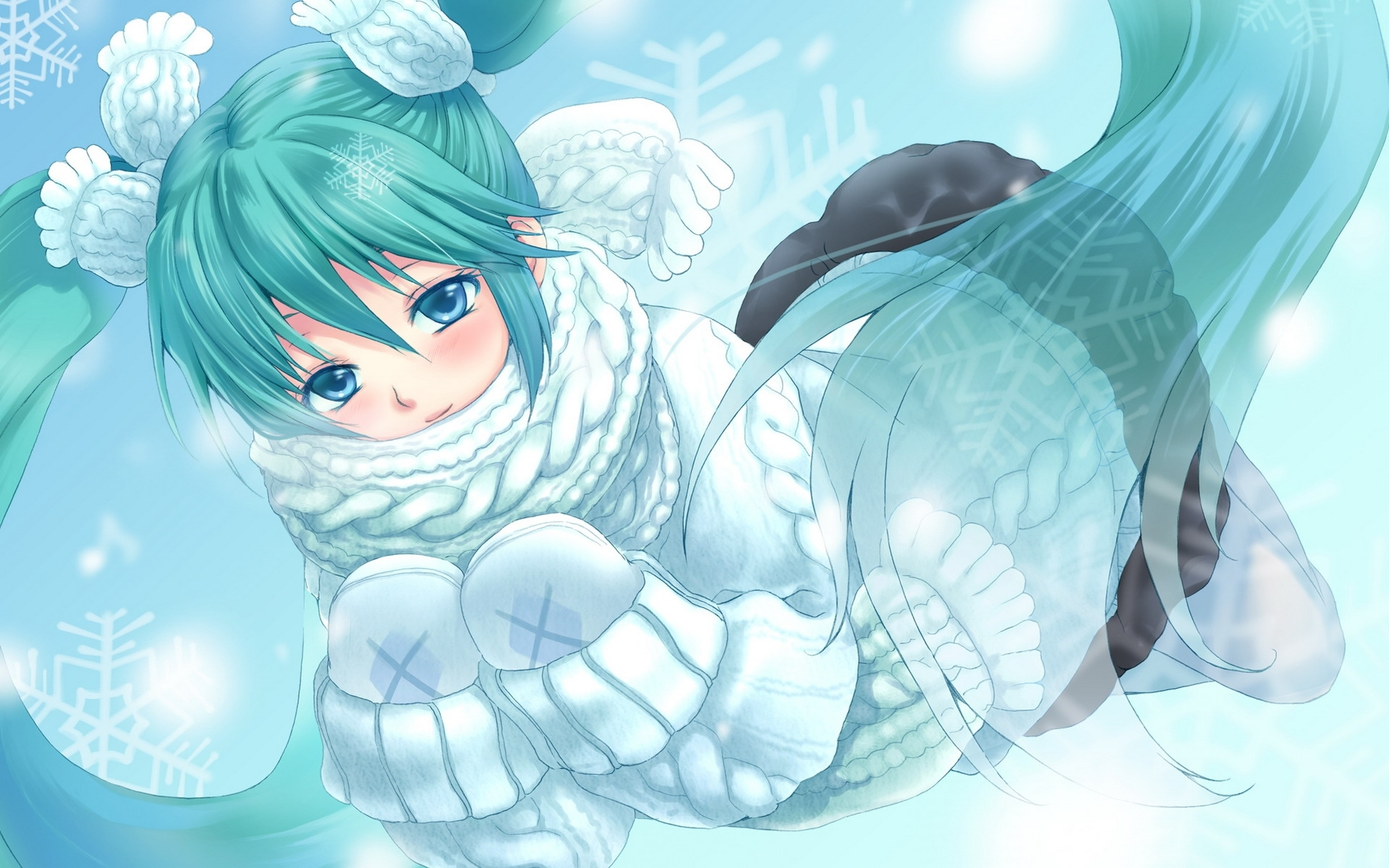 41016 free download Turquoise wallpapers for phone, Anime, Girls Turquoise images and screensavers for mobile