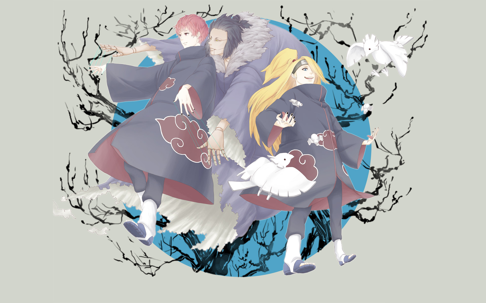 37517 download wallpaper Naruto, Anime, Men screensavers and pictures for free