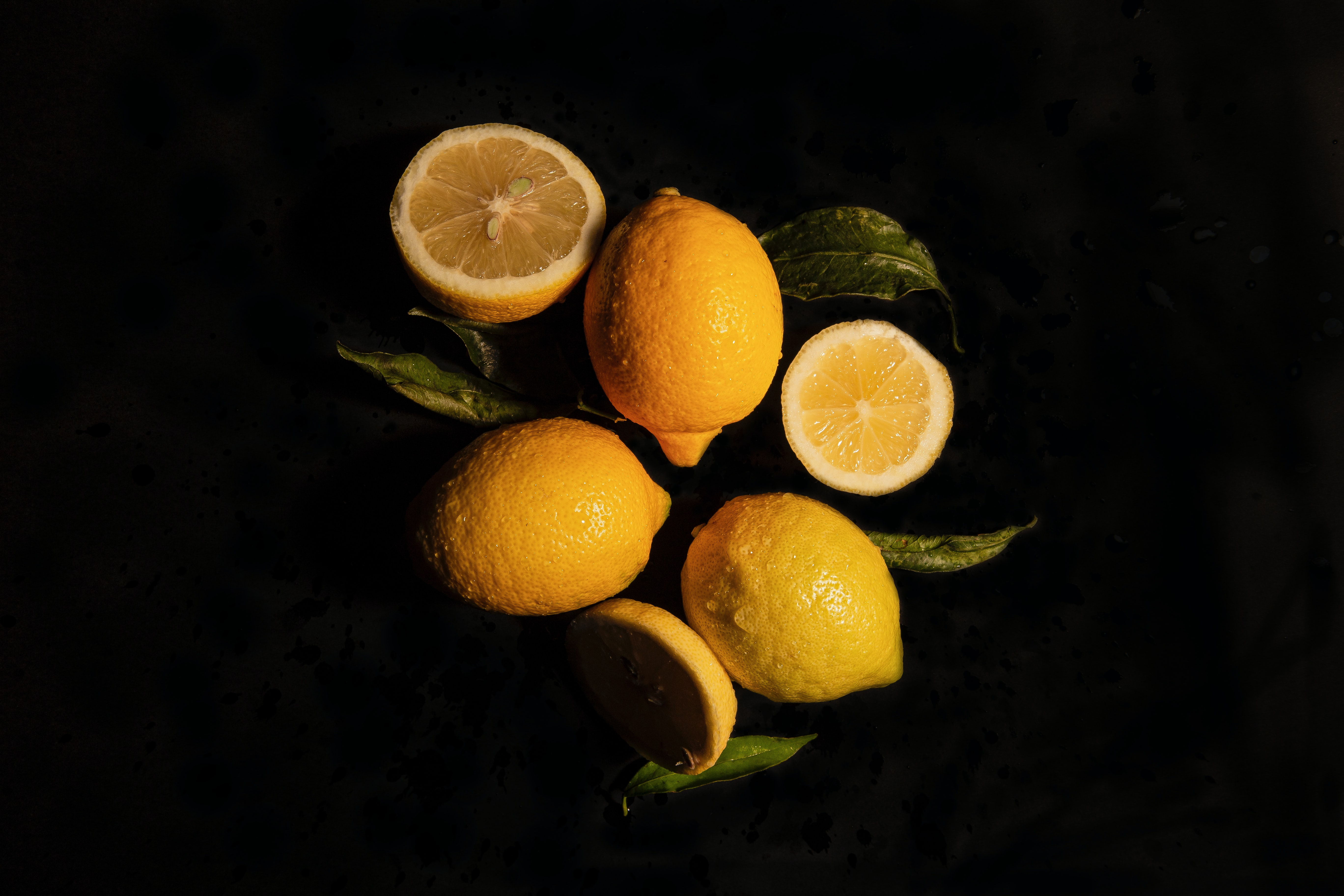 96350 Screensavers and Wallpapers Fruits for phone. Download Food, Citrus, Wet, Fruits, Lemons pictures for free