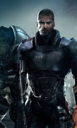 21671 télécharger le fond d'écran Jeux, Mass Effect - économiseurs d'écran et images gratuitement