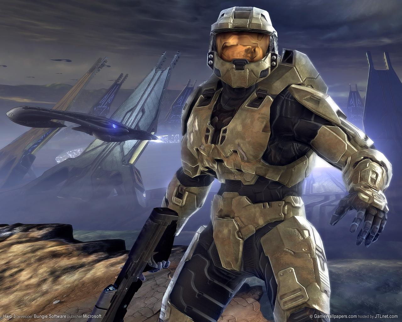 5115 скачать обои Игры, Halo - заставки и картинки бесплатно