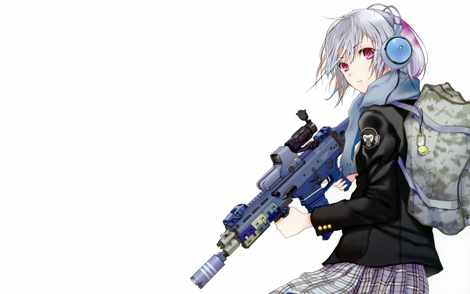 36033 descargar fondo de pantalla Anime, Chicas: protectores de pantalla e imágenes gratis