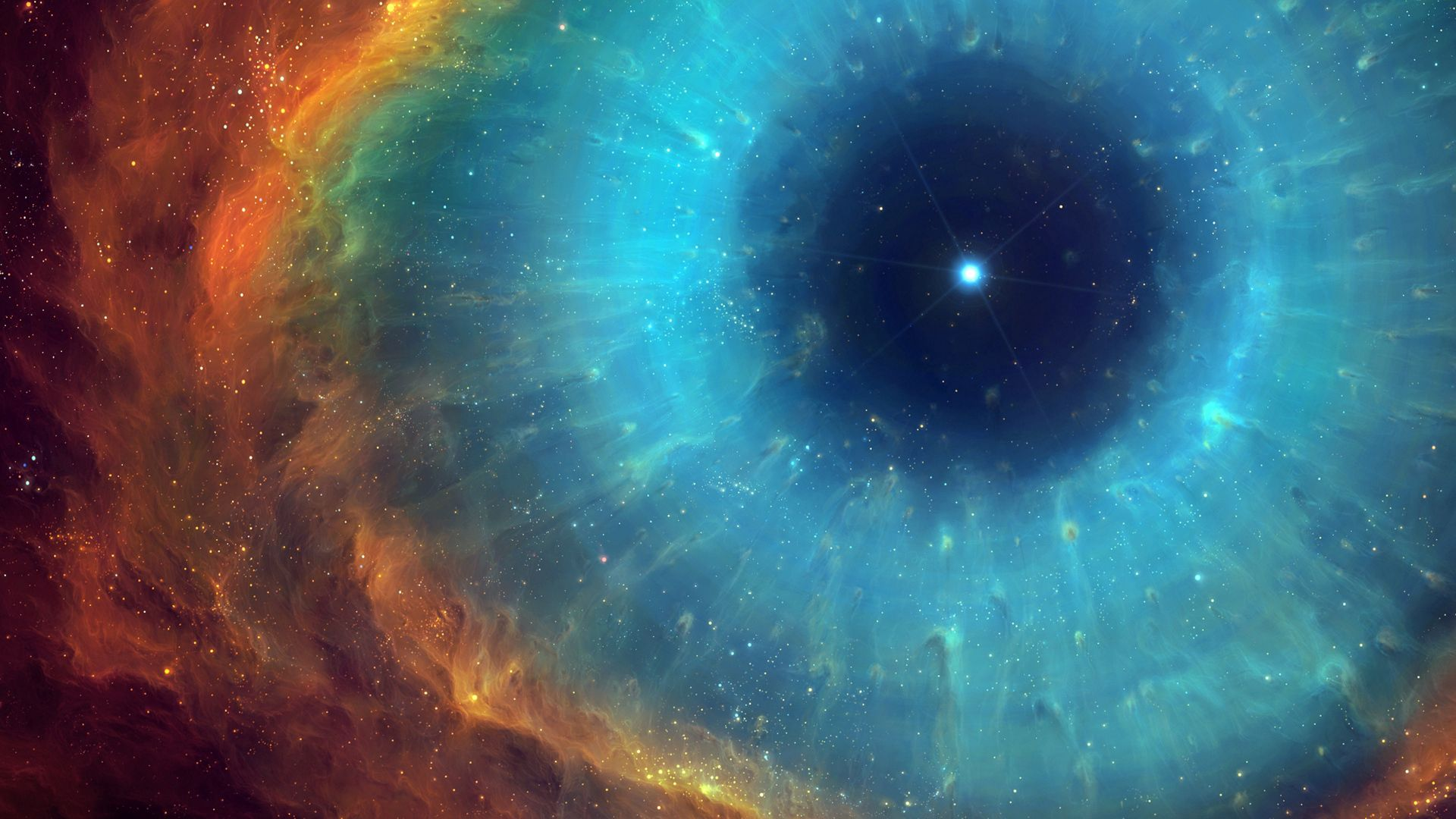 111915 download wallpaper Abstract, Art, Universe, Nebula, Star, Energy screensavers and pictures for free
