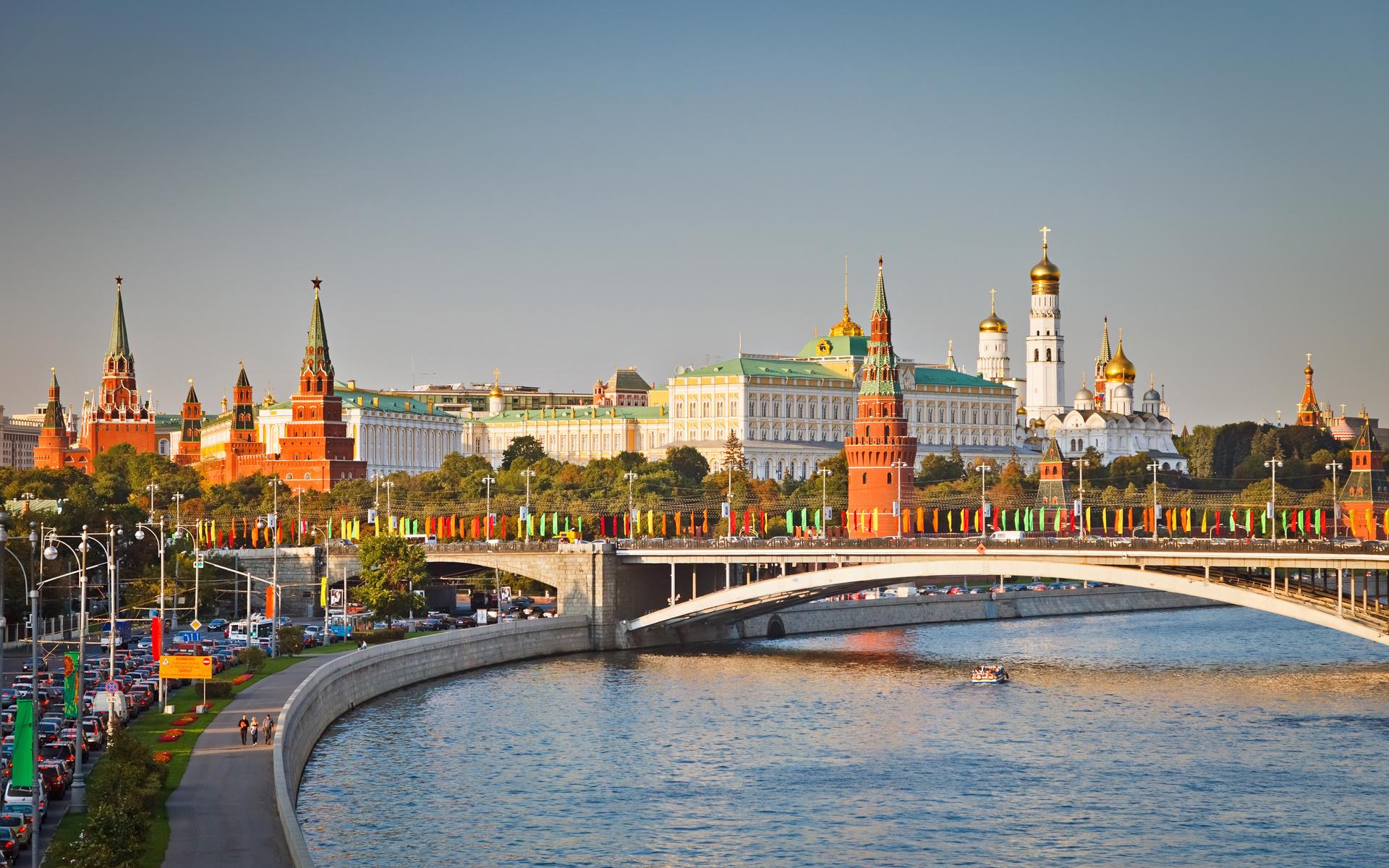 22078 скачать обои Пейзаж, Города, Река, Москва - заставки и картинки бесплатно