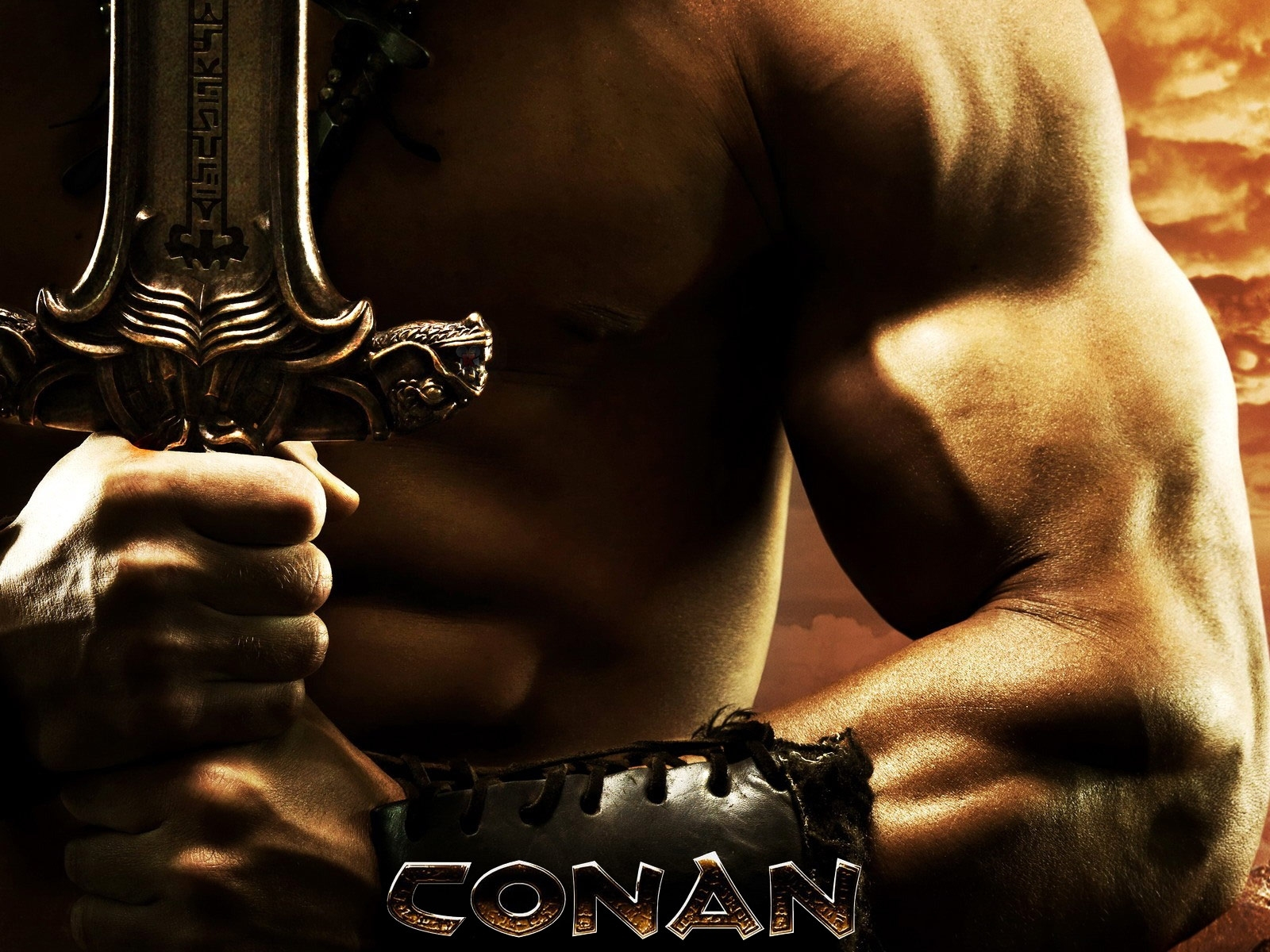 12182 download wallpaper Cinema, People, Men, Conan screensavers and pictures for free