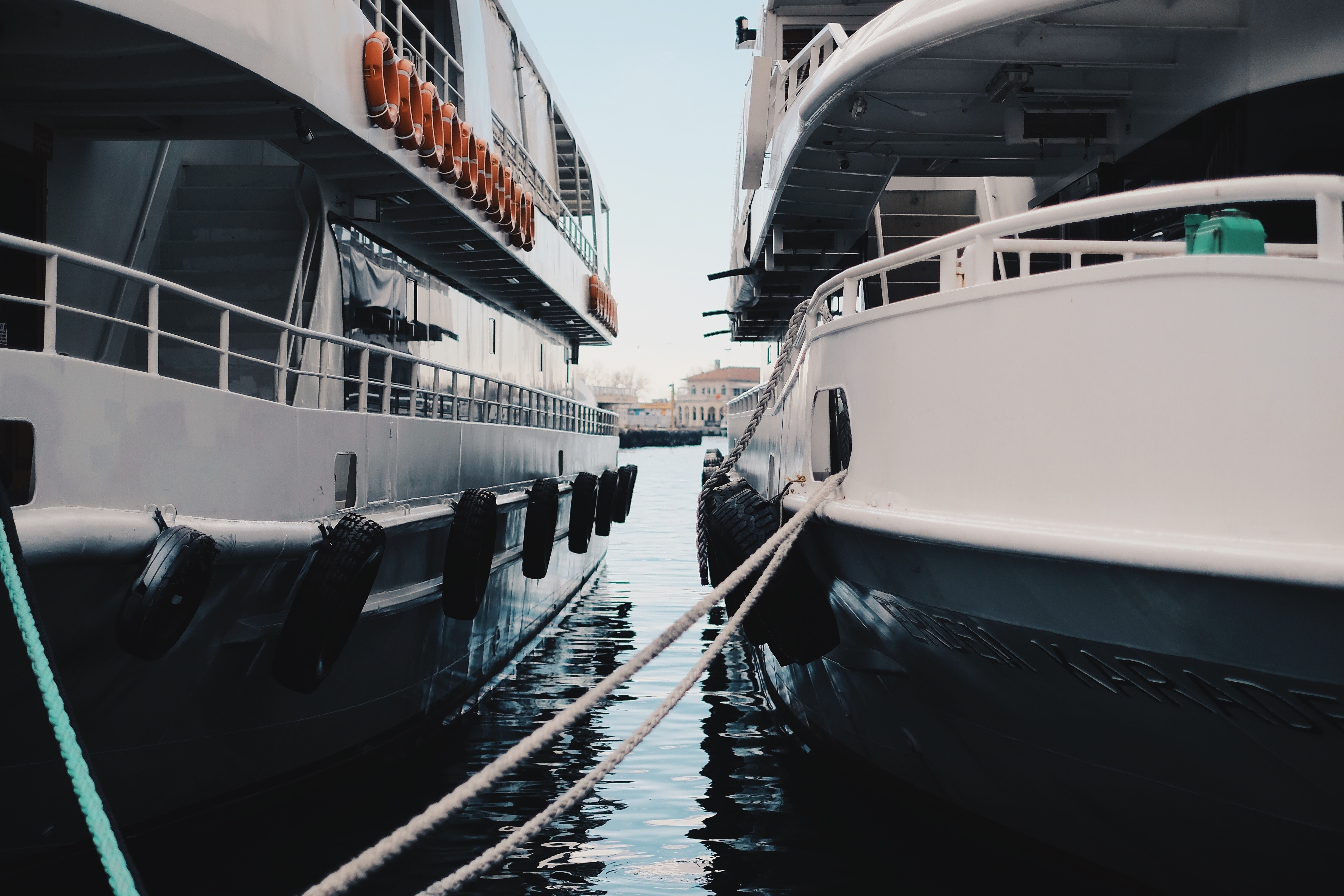 59931 download wallpaper Miscellanea, Miscellaneous, Ships, Sea, Berth, Wharf, Yachts screensavers and pictures for free