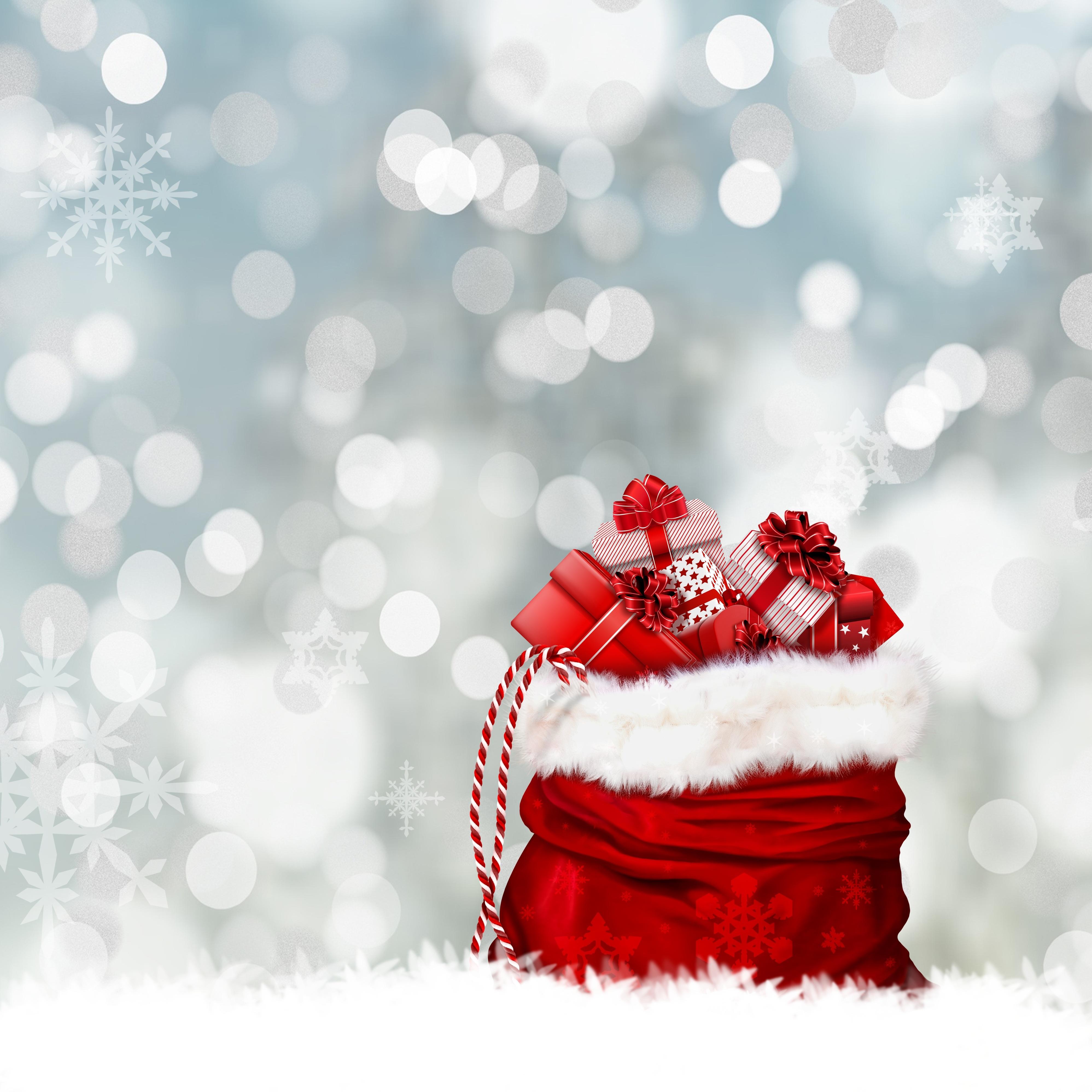141418 скачать обои Праздники, Снежинки, Блики, Рождество, Новый Год, Подарки - заставки и картинки бесплатно