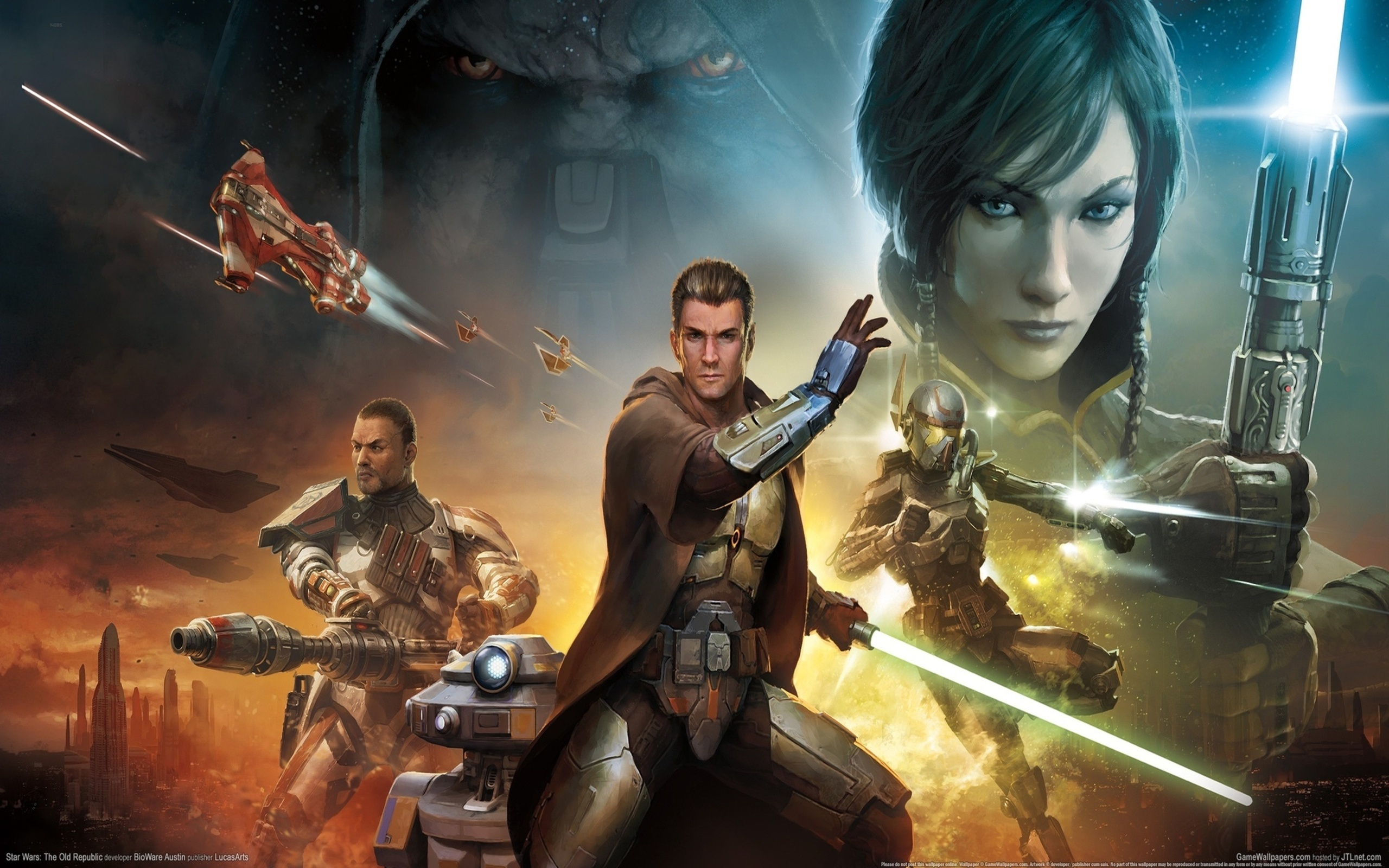 28385 Screensavers and Wallpapers Star Wars for phone. Download Games, Star Wars pictures for free