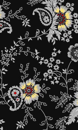 70243 télécharger le fond d'écran Textures, Texture, Contexte, Photo, Dessin, Fleurs, Patterns - économiseurs d'écran et images gratuitement